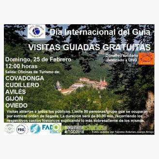 Visitas guiadas gratuitas en Oviedo