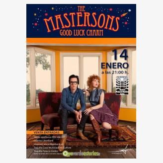 The Mastersons en concierto en Avilés