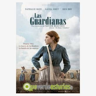 Laboral Cinemateca ambulante: Las Guardianas