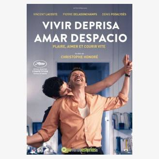 Cinemateca Ambulante: Vivir deprisa, amar despacio