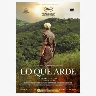 Cinemateca Ambulante: Lo que arde