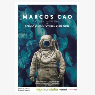 Marcos Cao en La Salvaje
