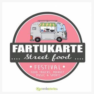 Fartukarte Street Food - Ribadesella 2018