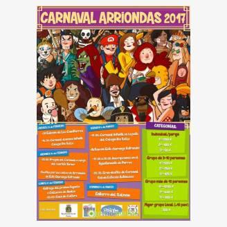 Carnaval arriondas 2017 fiestas en parres asturias - Carnaval asturias 2017 ...