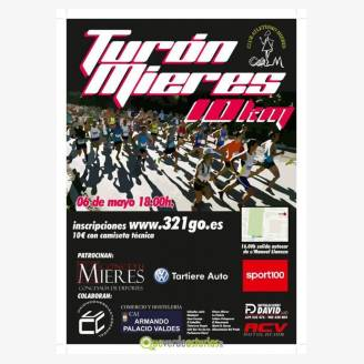 Turón Mieres 10 km. 2017