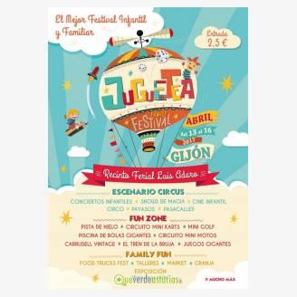 Juguetea Family Festival - Gijón 2017