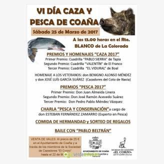 VI Día de Caza y Pesca de Coaña 2017