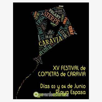 XV Festival de Cometas de Caravia 2017
