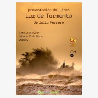 Presentación del libro: Luz de Tormenta