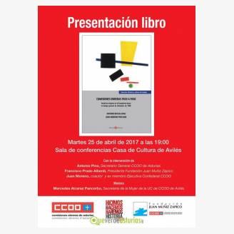 Presentación libro Comisiones Obreras paso a paso