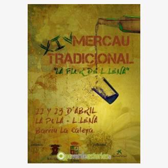 XIV Mercado Tradicional La Flor de Lena 2017