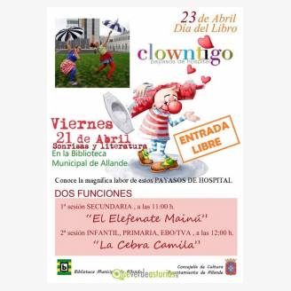 Clowntigo - Payasos de Hospital