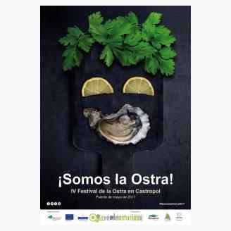 IV Festival ¡Somos la Ostra! Castropol 2017