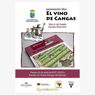 Presentación del libro: Vino de Cangas