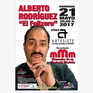 """Alberto Rodríguez """"El Folixero"""" - Memorias de un Mariachi Maricón"""