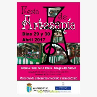 Feria de Artesanía Cangas del Narcea 2017