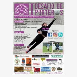 I Desafío de Porteros Llanera 2017