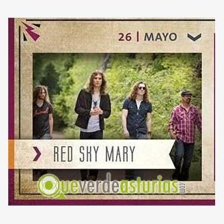 Rd Sky Mary en concierto en Avilés