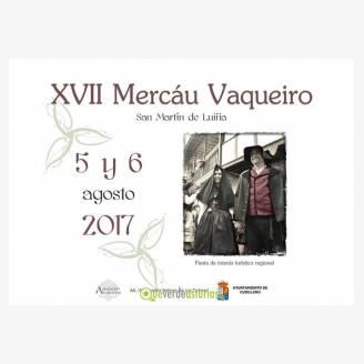 XVII Mercáu Vaqueiro San Martín de Luiña 2017