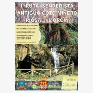 I Ruta Senderista Coto Minero Riosa - Morcín
