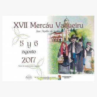 XVII Mercáu Vaqueiru San Martín de Luiña 2017