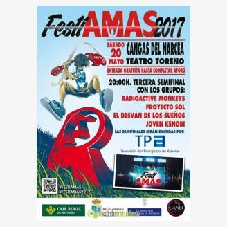 Tercera Semifinal FestiAmas 2017 - Cangas del Narcea