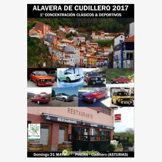 1ª Concentración Alavera de Cudillero 2017
