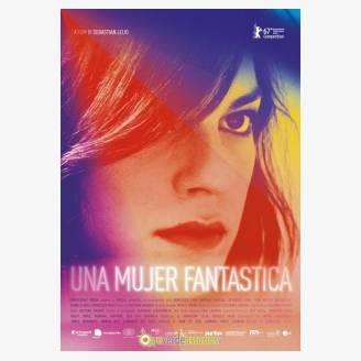 """Proyección de la película """"Una mujer maravillosa"""""""