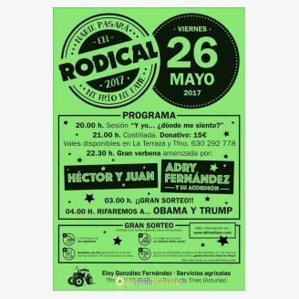 Fiesta en El Rodical 2017