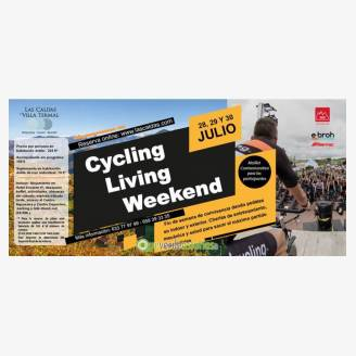 Cycling Living Weekend 2017 en Las Caldas