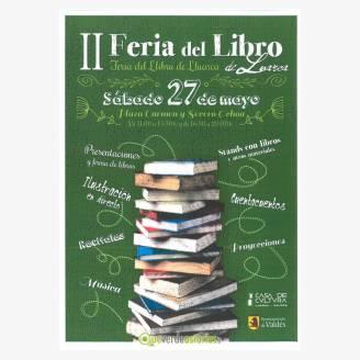 II Feria del Libro de Luarca 2017
