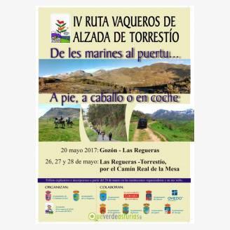 IV Ruta Vaqueros de Alzada de Torrestío 2017 / Gozón - Las Regueras