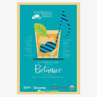 Actuaci n de orquesta assia en la terraza del bot nico for Conciertos jardin botanico 2017