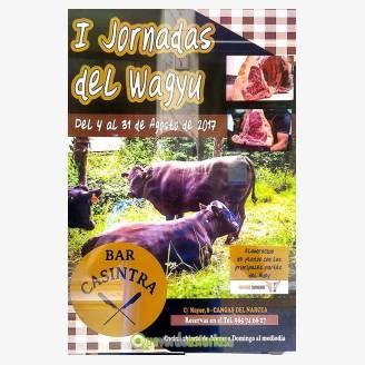 I Jornadas del Wagyu - Bar Casintra