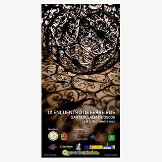 IX Encuentro de Ferreiros - Santa Eulalia de Oscos 2017
