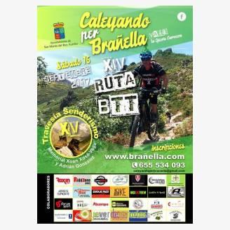 "XIV Ruta BTT ""Caleyando per Brañella"""