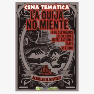 Cena Temática: La Ouija No Miente