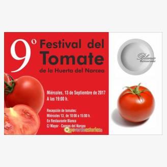 IX Festival del Tomate de la Huerta del Narcea 2017