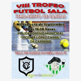 VIII Trofeo Fútbol Sala Santísimo Cristo de Candás 2017