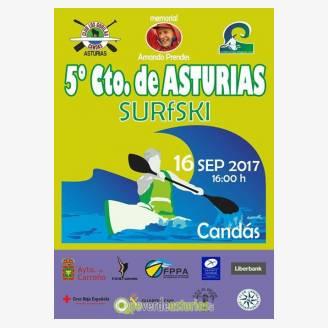 5º Circuito de Asturias Surfski - Candás 2017