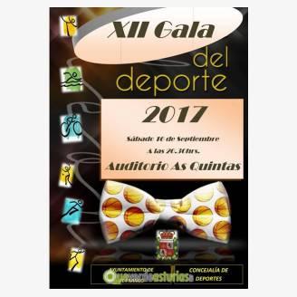 XII Gala del Deporte 2017