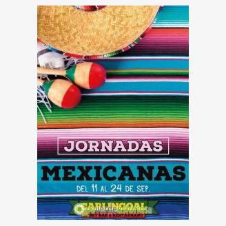 Jornadas Mexicanas en CarlinGoal Gijón 2017