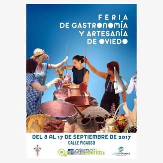 Feria de Gastronomía y Artesanía de Oviedo 2017
