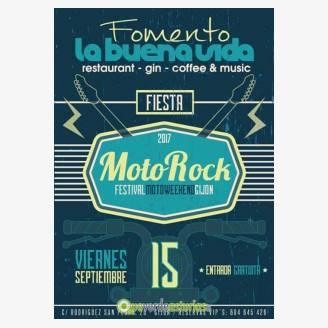 Fiesta Motorock - La Buena Vida Fomento 2017