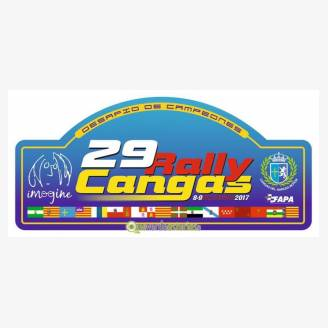 29º Rally Cangas del Narcea 2017