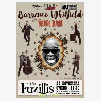 Barrence Whitfield & Los Mambo Jambo + The Fuzillis