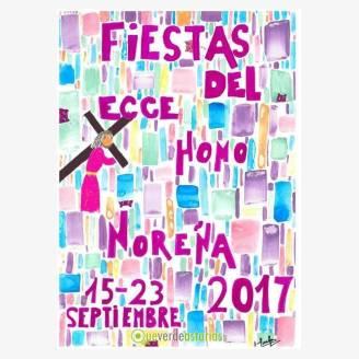Fiestas del Ecce Homo Noreña 2017