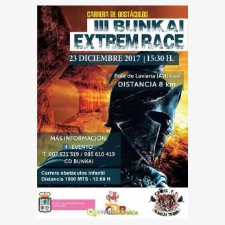 III Bunkai Extrem Race Laviana 2017
