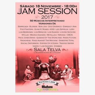 Pseudo Jam Session 2017