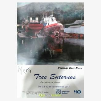 """Exposición """"Tres entornos"""""""
